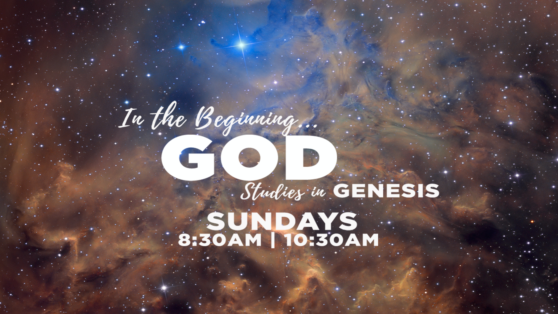 Recent Sunday Sermon